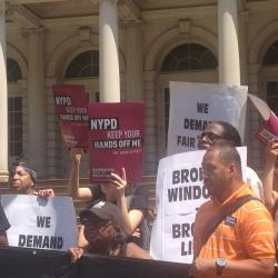 Community Activists Respond to Official Roundtable Regarding the Death of Eric Garner