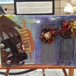 NYC Hospital Holds Exhibition Feauturing Work Done By 9/11 Victims