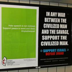 Pro-Muslim Ad's to go up in NYC Subways