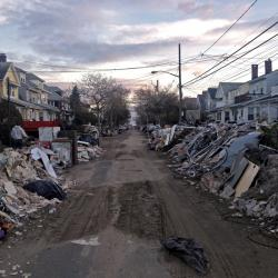 NYC Mayor Announces 7 New Disaster-Relief Centers