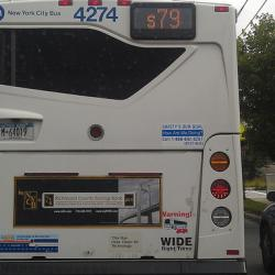 Bloomberg Announces Staten Island Select Bus Service Route