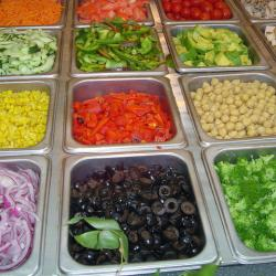 More Salad Bars For NYC Schools