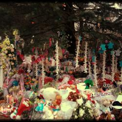 Residents of Newtown are Calling for a Permanent Memorial