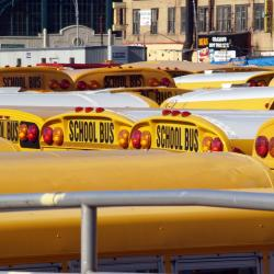 NYC School Bus Strike Ends After a Month