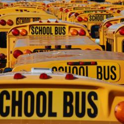 Nearly Half of NJ's School Buses Fail Inspections