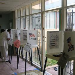 New Jersey Schools Concerned about Safety on Election Day
