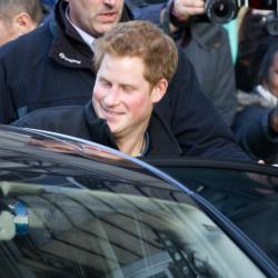 Prince Harry Visits NJ, NYC and CT
