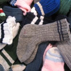 Sandy Sock Drive Wrapping Up