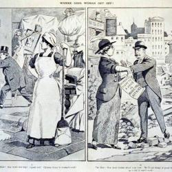 Spring Cleaning: Back in the 19th Century...
