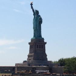 Statue of Liberty Security Screening to be Moved