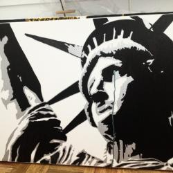 NYC Artist Looks to Spice Up the Art World