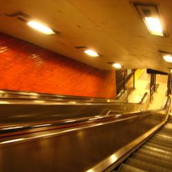NYC Subway Elevator, Escalator Reliability Rising
