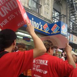 NYC Tipped Restaurant Workers Call for Increased Sub-Minimum Wage