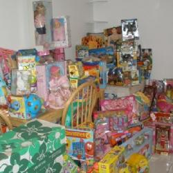Holiday Toy Store to Open for Sandy Victims