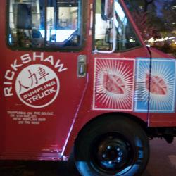 New York's Food Trucks Deliver Food to the Elderly