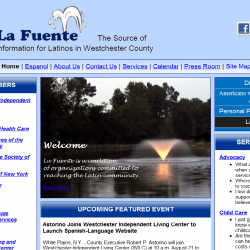 New Spanish Language Website Launches in Westchester