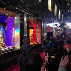 New York City Stores Unveil Holiday Windows