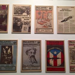Articles from the Young Lords' newspaper