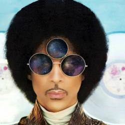 Prince, cover of 'Art Official Age'