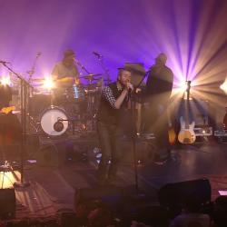 The National performing at BAM, 2010.