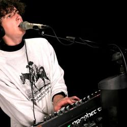 Youth Lagoon at WFUV (photo by Sabrina Sitton)