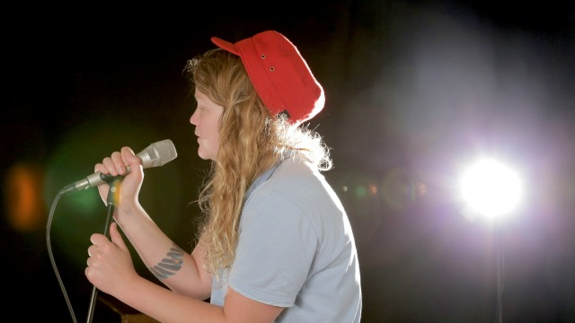 Kate Tempest at WFUV